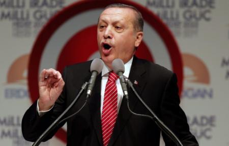 Erdogan vergelijkt Israël opnieuw met Hitler