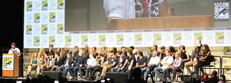 San Diego Comic-Con 2014: A Night of DC Entertainment (Foto: Peter Breuls)