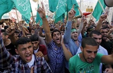Hamas verklaart zich tot winnaar Gazaoorlog