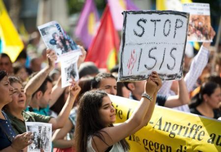 'Duizenden dode yezidi's liggen op straat'