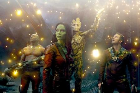Guardians of the Galaxy: Groot verzorgt de verlichting