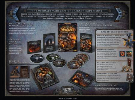 Warlords of Draenor Collector's Edition