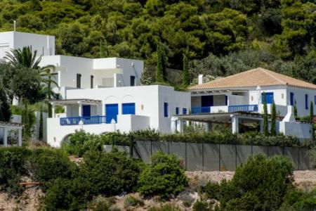Grond hek villa koning kost half miljoen