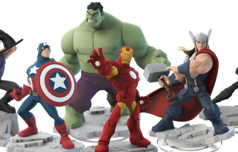 Preview: Disney Infinity 2.0: Marvel Super Heroes