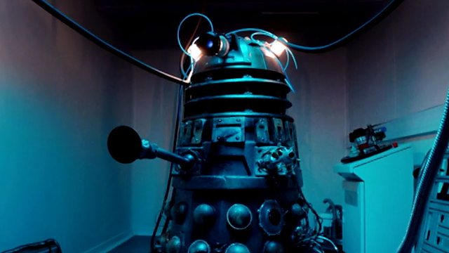 Doctor Who: Into the Dalek - Battered Dalek