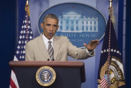 Obama stuurt meer militairen naar Irak