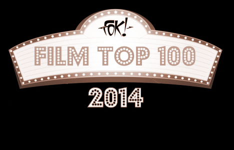 FOK! Film Top 100 - 2014