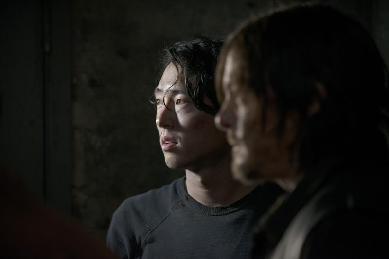 The Walking Dead 5: Steven Yeun en Norman Reedus