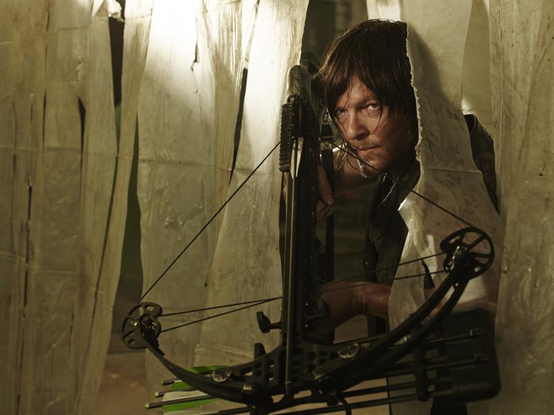 The Walking Dead 5: Norman Reedus