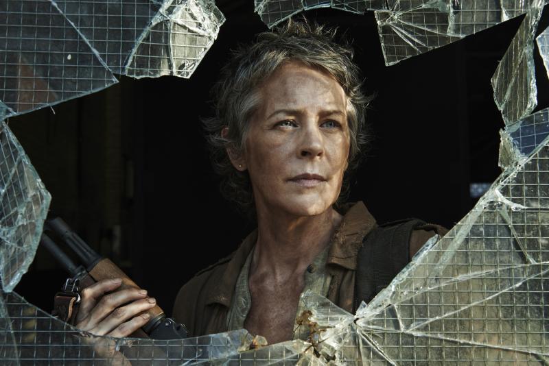 The Walking Dead 5: Melissa McBride