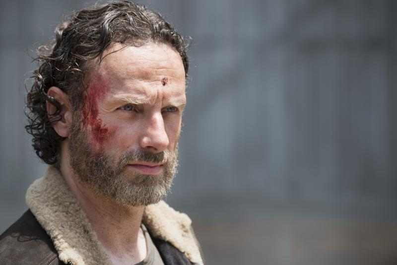 The Walking Dead 5: Andrew Lincoln