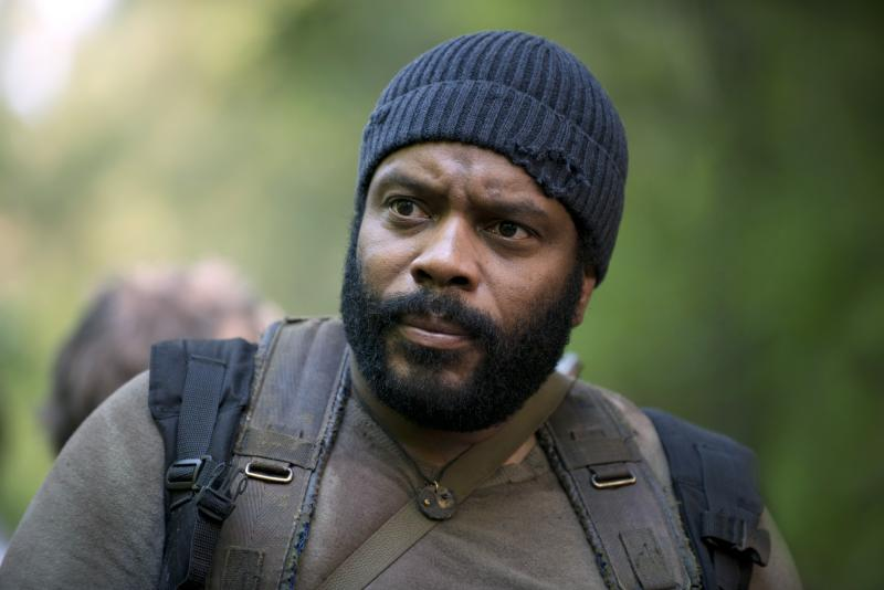 The Walking Dead 5: Chad Coleman