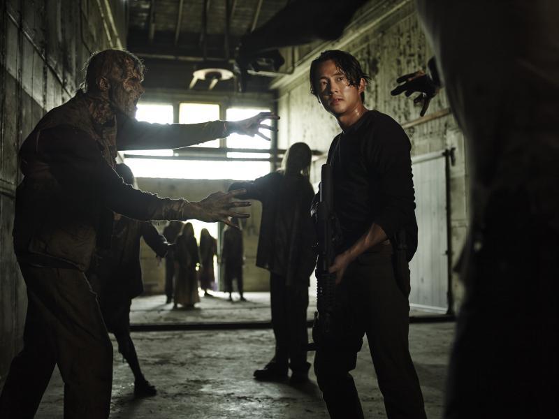 The Walking Dead 5: Stephen Yeun