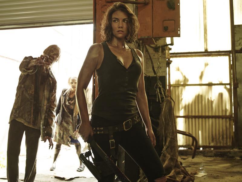 The Walking Dead 5: Lauren Cohan