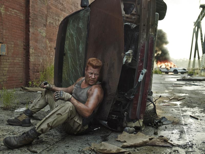 The Walking Dead 5: Michael Cudlitz