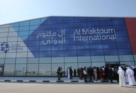 Megaluchthaven Dubai komt er alsnog