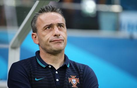 Portugese voetbalbond ontslaat bondscoach Bento