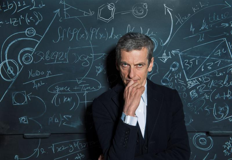Doctor Who: Listen: Peter Capaldi