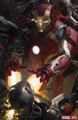 Tony Stark brengt Ultron tot leven (?)
