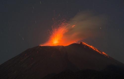 Gewonden door vulkaanuitbarsting Japan
