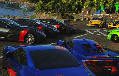 Preview: Driveclub