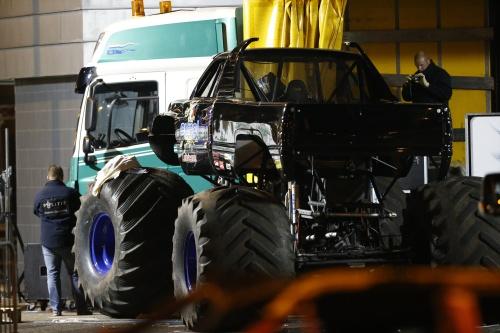 Chauffeur van monstertruck vrijgelaten
