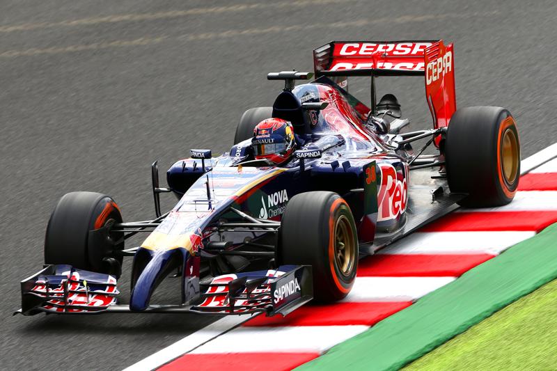 Verstappen per direct naar Red Bull Racing (PRO SHOTS/Zuma Sports Wire)