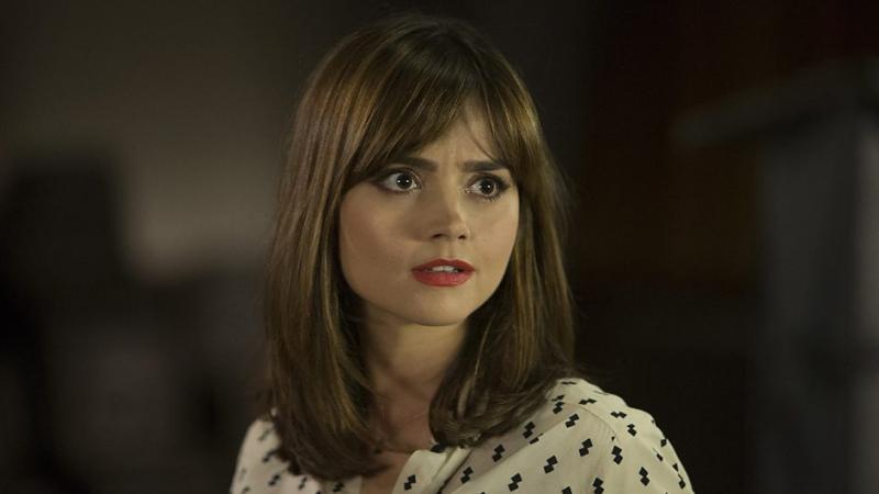 Doctor Who: The Caretaker: Clara