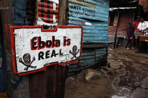 'Vrouw met ebola besmet in Spanje'