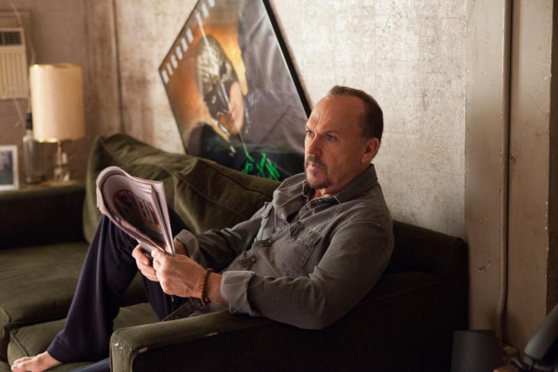 Birdman: Michael Keaton