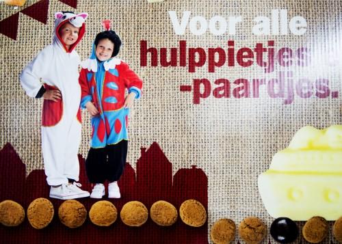 Albert Heijn schrijft brief aan Zwarte Piet