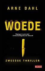 Cover Arne Dahl Woede