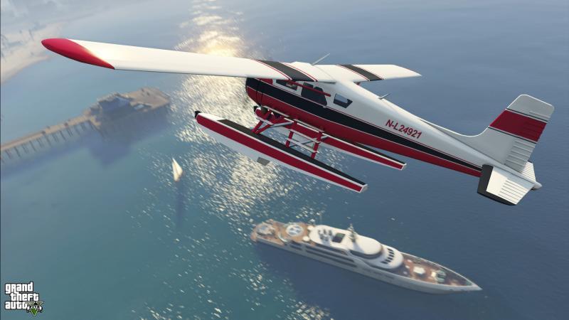 Grand Theft Auto V (Foto: Rockstar)