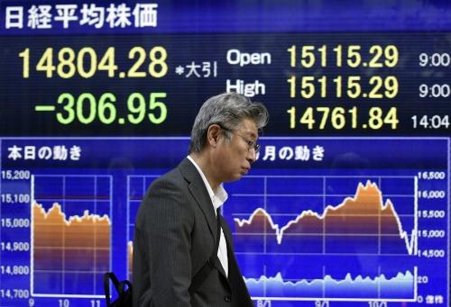 Stevige winst voor Nikkei
