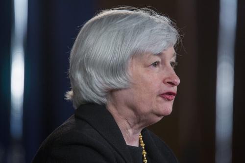 Steunbeleid Fed wordt stopgezet