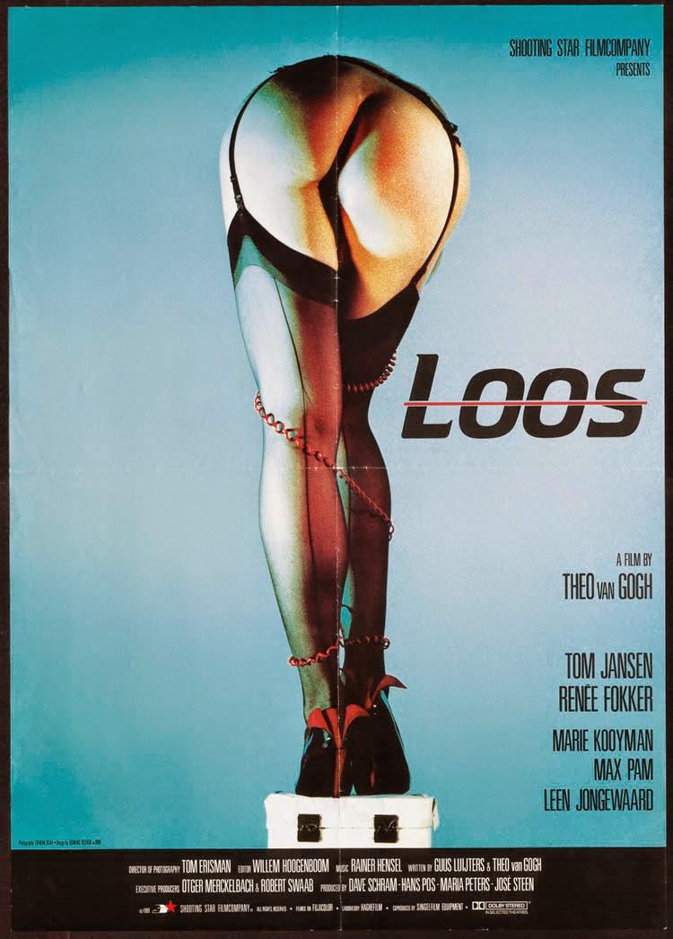 De spraakmakende poster voor Loos