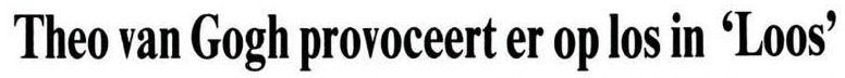 Uit de Leeuwarder Courant van 16 juni 1989