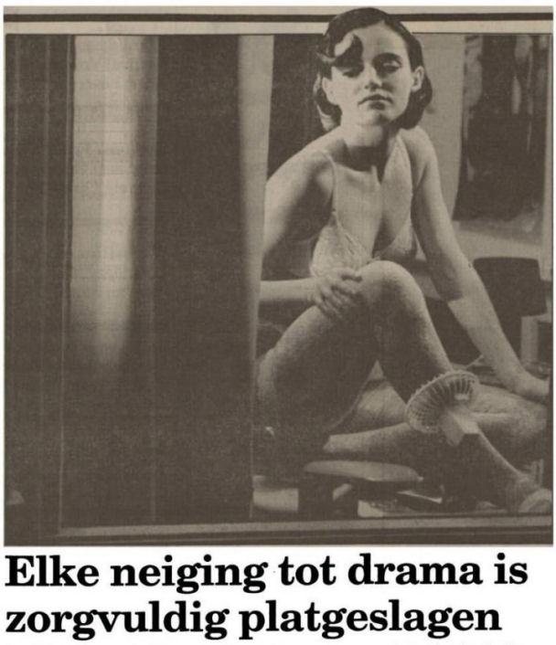 Uit het Nieuwsblad van het Noorden van 5 februari 1993