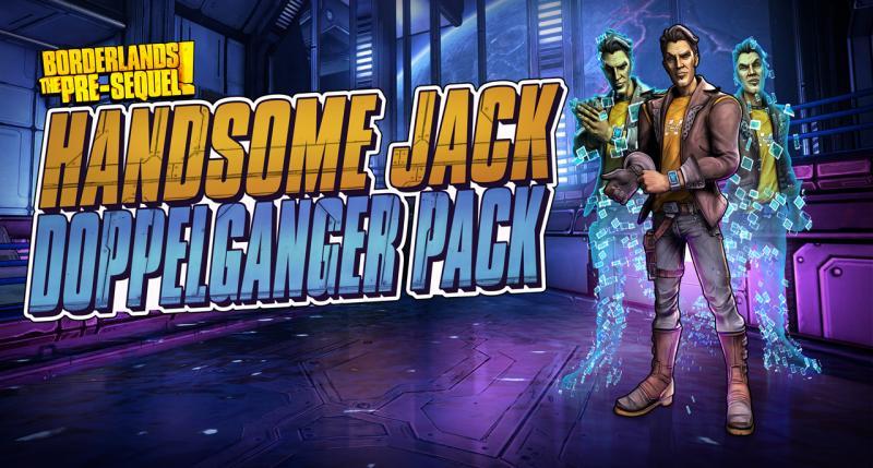 Jack in Borderlands: TPS