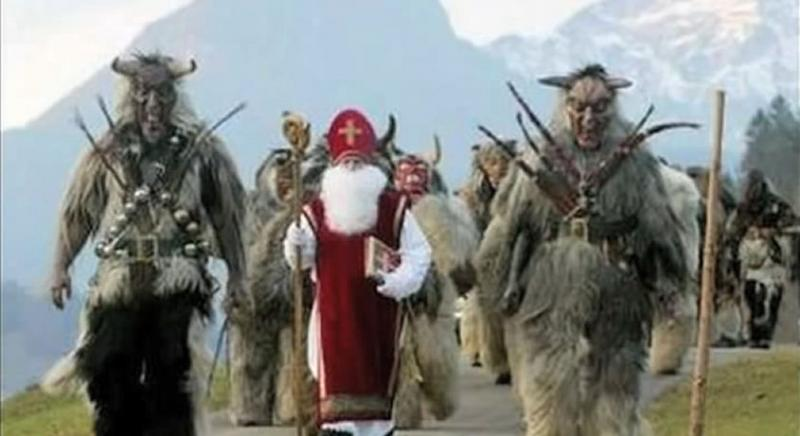 Sinterklaas maar dan anders 2