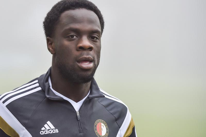 Elvis Manu verlengt contract bij Feyenoord (Pro Shots/Jan Kok)