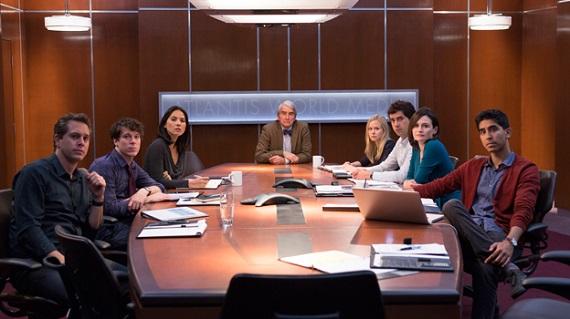 The Newsroom 3