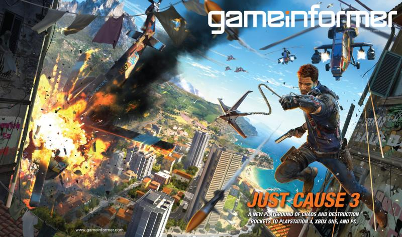 GI Cover Just Cause 3