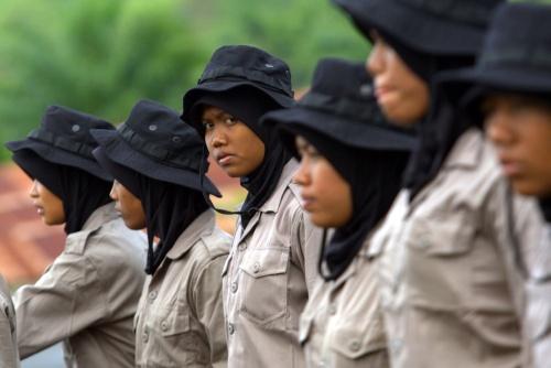 'Indonesische politie test maagdelijkheid'
