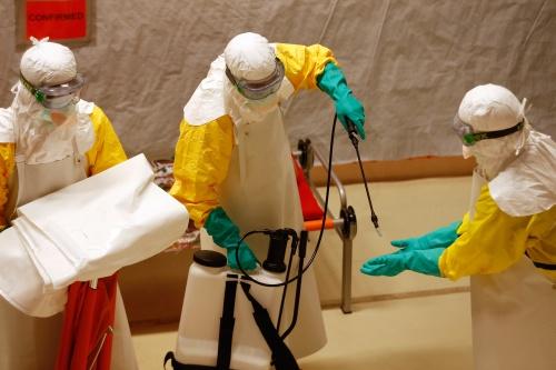 Artsen uit ebolagebied opgevangen op Veluwe