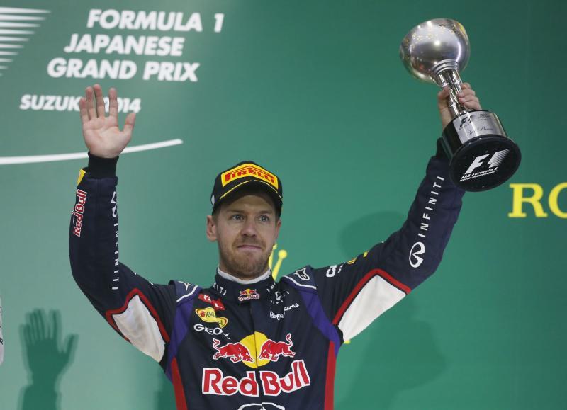 Sebastian Vettel verruilt Red Bull Racing voor Ferrari (Pro Shots/Zuma Sports Wire)