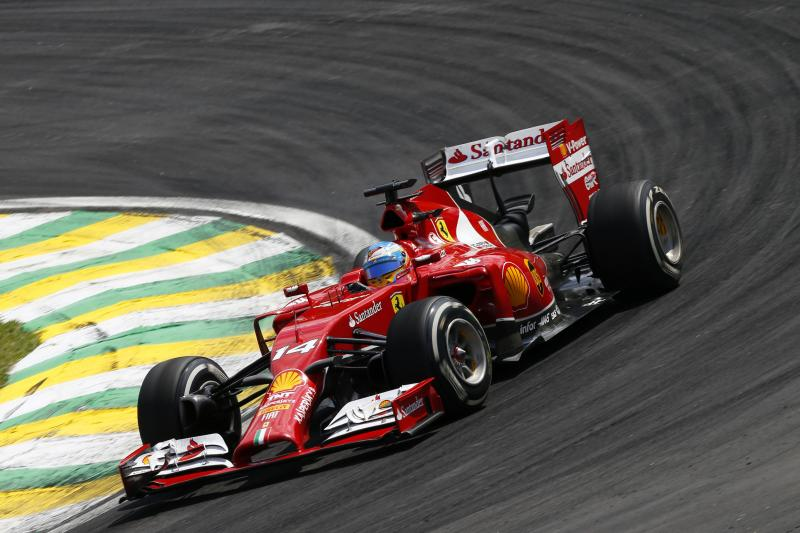 Fernando Alonso vertrekt bij Ferrari (Pro Shots/Zuma Sports Wire)
