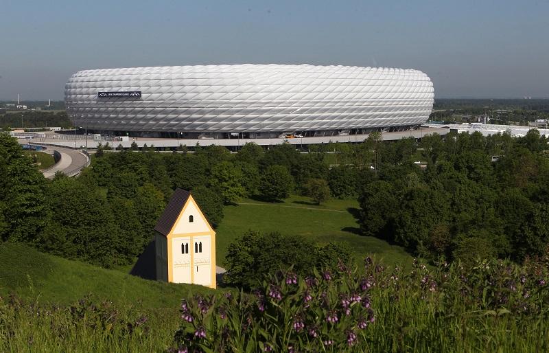 De Allianz Arena (PRO SHOTS/Action Images)