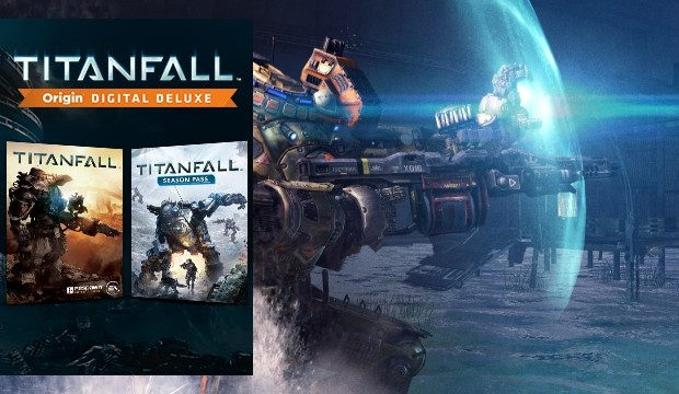 Titanfall Deluxe Edition Promo