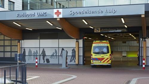 Man in Nijmegen heeft geen ebola